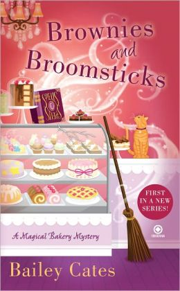 Brownies and Broomsticks (Magical Bakery Series #1)