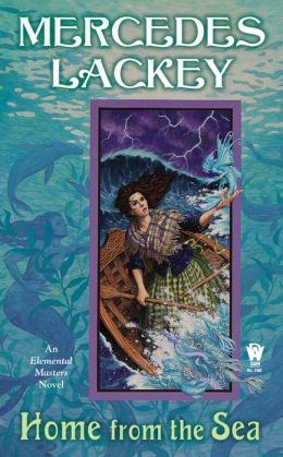 Home From the Sea (Elemental Masters Series #8)