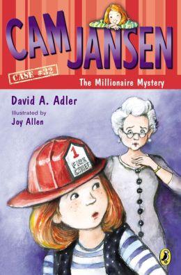 Cam Jansen and the Millionaire Mystery (Cam Jansen Series #32)