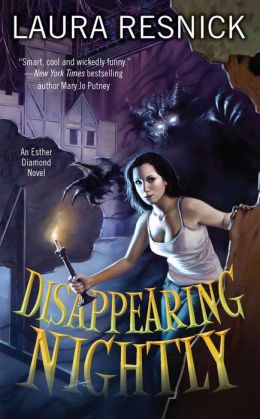 Disappearing Nightly (Esther Diamond Series #1)