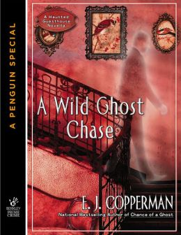 A Wild Ghost Chase (Haunted Guesthouse Series)