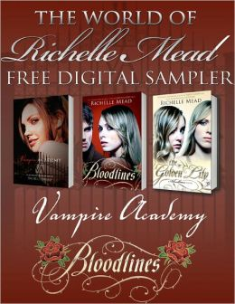 The World of Richelle Mead Free Digital Sampler