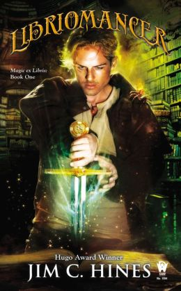 Libriomancer: (Magic Ex Libris Book 1)