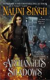 Book Cover Image. Title: Archangel's Shadows (Guild Hunter Series #7), Author: Nalini Singh