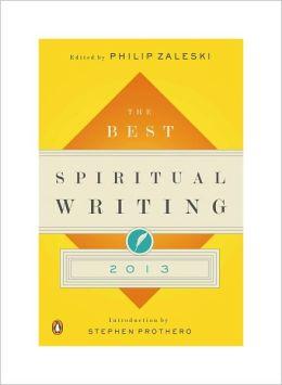 The Best Spiritual Writing 2013