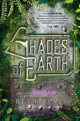 Shades of Earth (Across the Universe Series #3)