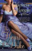 Book Cover Image. Title: The Heart of a Duke, Author: Victoria Morgan
