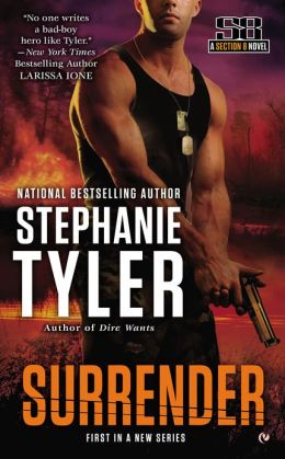Surrender (Section Eight Series #1)