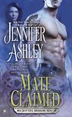 Book Cover Image. Title: Mate Claimed (Shifters Unbound Series #4), Author: Jennifer Ashley