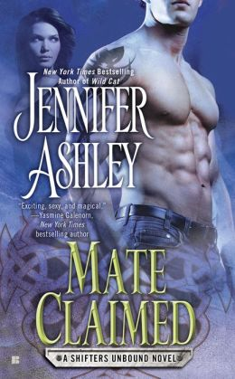 Mate Claimed (Shifters Unbound Series #4)