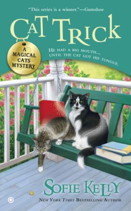 Cat Trick (Magical Cats Mystery Series #4)