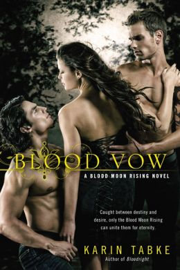 Blood Vow (Blood Moon Rising Series #3)
