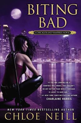 Biting Bad (Chicagoland Vampires Series #8)