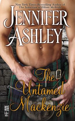 The Untamed Mackenzie (Highland Pleasures Series #5.5)