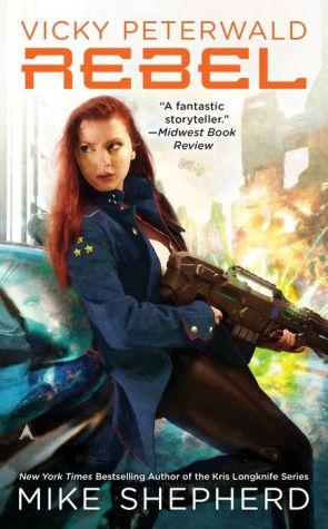 Vicky Peterwald: Rebel: A Vicky Peterwald Novel