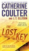 Book Cover Image. Title: The Lost Key (A Brit in the FBI Series #2), Author: Catherine Coulter