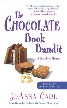 The Chocolate Book Bandit (Chocoholic Mystery Series #13)
