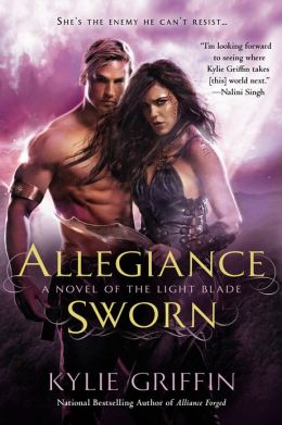 Allegiance Sworn (Light Blade Series #3)