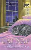 Book Cover Image. Title: Cat Nap (Sunny and Shadow Mystery Series #2), Author: Claire Donally