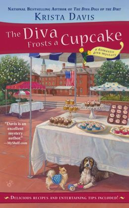 The Diva Frosts a Cupcake (Domestic Diva Series #7)