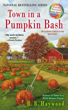 Town in a Pumpkin Bash (Candy Holliday Series #4)