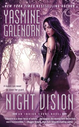 Night Vision (Indigo Court Series #4)