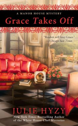 Grace Takes Off (Manor House Mystery Series #4)