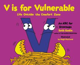 V Is for Vulnerable: Life Outside the Comfort Zone (Enhanced Edition)