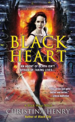 Black Heart (Black Wings Series #6)