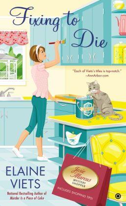 Fixing to Die (Josie Marcus, Mystery Shopper Series #9)