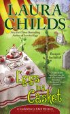 Book Cover Image. Title: Eggs in a Casket (Cackleberry Club Series #5), Author: Laura Childs