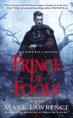 Book Cover Image. Title: Prince of Fools, Author: Mark Lawrence