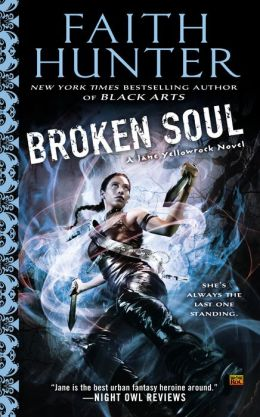 Broken Soul (Jane Yellowrock Series #8)