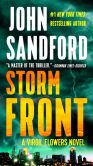 Book Cover Image. Title: Storm Front, Author: John Sandford