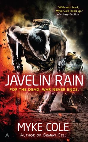 Javelin Rain: A Shadow Ops Novel