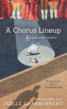 A Chorus Lineup (Glee Club Mystery Series #3)