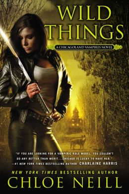 Wild Things (Chicagoland Vampires Series #9)