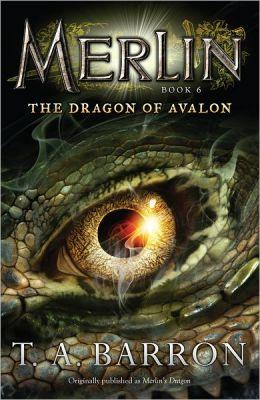 The Dragon of Avalon (Merlin Saga Series #6)