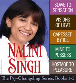 Nalini Singh: The Psy-Changeling Series Books 1-5
