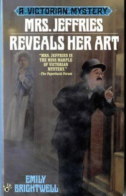 Mrs. Jeffries Reveals Her Art (Mrs. Jeffries Series #12)