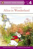 Book Cover Image. Title: Lewis Carroll's Alice in Wonderland, Author: Deborah Hautzig