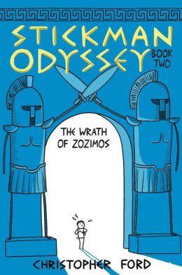 The Wrath of Zozimos (Stickman Odyssey Series #2)