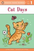 Book Cover Image. Title: Cat Days, Author: Alexa Andrews