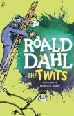 Book Cover Image. Title: The Twits, Author: Roald Dahl