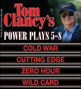 Tom Clancy's Power Plays, Books 5-8