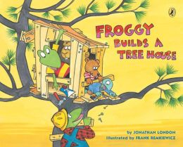 Froggy Builds a Treehouse