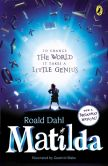 Book Cover Image. Title: Matilda, Author: Roald Dahl