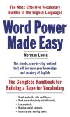Book Cover Image. Title: Word Power Made Easy:  The Complete Handbook for Building a Superior Vocabulary, Author: Norman Lewis