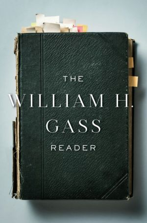 Book The William H. Gass Reader
