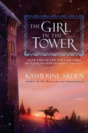 Book The Girl in the Tower (Winternight Trilogy #2)